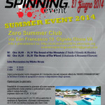 Spinning Summer Event 2014